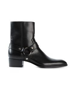 Saint Laurent | Wyatt Ankle Boots