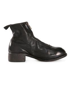 GUIDI | Ботинки На Молнии