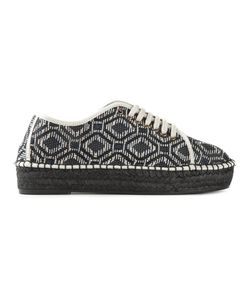 Cotélac | Cotton Woven Espadrilles From