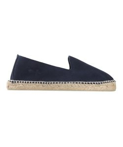 Manebi | Suede Hamptons Espadrilles From