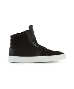 National Standard | Hi-Top Lace-Up Sneakers