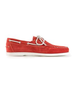 DEL TORO SHOES | Suede Classic Deck Shoes From