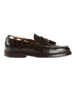 WHF WEBER HODEL FEDER   Calf Leather Limington Loafers From