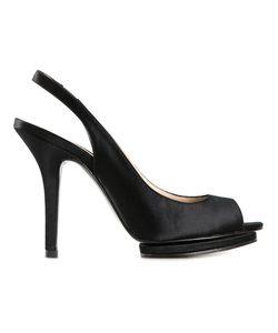 PELLE MODA | Туфли С Открытым Носком И Пяткой