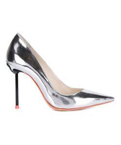 Sophia Webster | Лакированные Туфли-Лодочки С Заостренным Носком