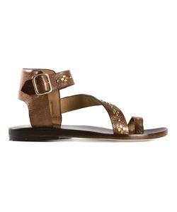 CALLEEN CORDERO   Leather Amanda 2 Sandals From