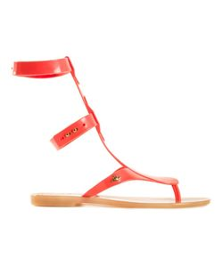 Vivienne Westwood Anglomania + Melissa | Harmonic Gladiator Ii Sandals From