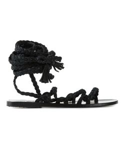 ANCIENT GREEK SANDALS | Сандалии Kariatida