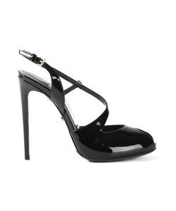 MARCO PROIETTI DESIGN | Лакированные Туфли С Открытой Пяткой Opéra