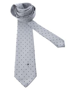 PIERRE CARDIN VINTAGE | Silk Tie From Featuring A Diamond Design