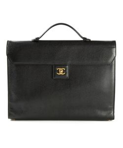Chanel Vintage | Портфель С Логотипом
