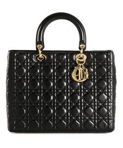 Christian Dior Vintage | Большая Сумка-Тоут Lady Dior