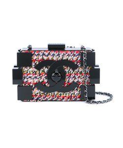 Chanel Vintage | Сумка Lego Через Плечо