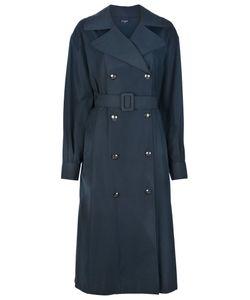Chanel Vintage | Двубортное Пальто Тренч