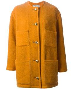 GUY LAROCHE VINTAGE | Однобортное Пальто