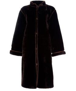 Saint Laurent | Меховое Пальто