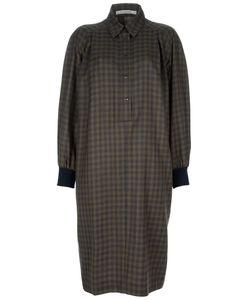 GUY LAROCHE VINTAGE | Свободное Платье-Рубашка