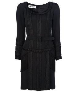 Lanvin | Платье С Бахромой