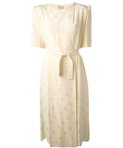 KRIZIA VINTAGE | Платье С Ремешком