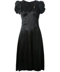 BIBA VINTAGE | Платье С Пышными Рукавами