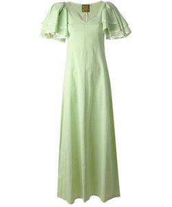 BIBA VINTAGE | Платье С Многослойными Рукавами