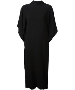 BIBA VINTAGE | Maxi Dress From Biba Featuring A Funnel Neck Side Slits And Short Kimono Sleeves