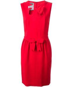MOSCHINO VINTAGE | Платье С Вырезами