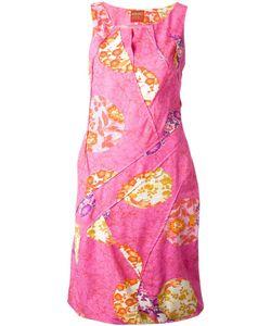 Kenzo | Платье С Принтом Nature
