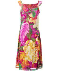 Kenzo | Платье С Цветочным Принтом