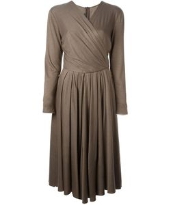 LOUIS FERAUD VINTAGE | Платье С Запахом