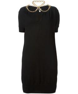 JUNYA WATANABE COMME DES GARCONS | Платье С Декоративной Цепью