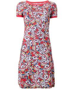 WALTER VAN BEIRENDONCK VINTAGE | Платье-Футболка Puk Puk