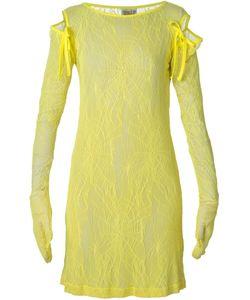 WALTER VAN BEIRENDONCK VINTAGE | Кружевное Платье Fetish For Beauty
