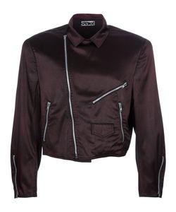 STEPHEN SPROUSE VINTAGE | Укороченная Байкерская Куртка