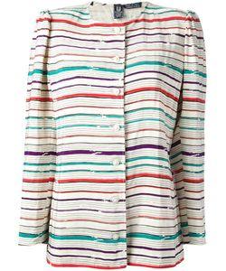 Emanuel Ungaro Vintage | Полосатая Куртка