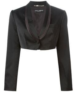 Dolce & Gabbana | Укороченный Пиджак-Смокинг