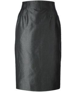 Christian Dior Vintage   Высокая Юбка-Карандаш