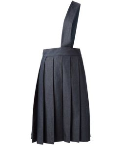 Comme Des Garcons   Плиссированная Юбка Robe De Chambre