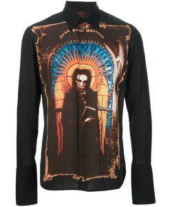 JEAN PAUL GAULTIER VINTAGE   Рубашка Saint Jean Paul