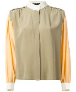 LOUIS FERAUD VINTAGE | Рубашка С Панельным Дизайном