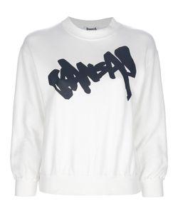 KANSAI YAMAMOTO VINTAGE | Graffiti Logo Sweatshirt