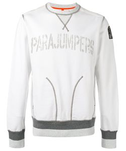 Parajumpers | Printed Chest Sweatshirt Xl