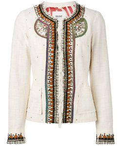 BAZAR DELUXE | Embroidered Jacket 44