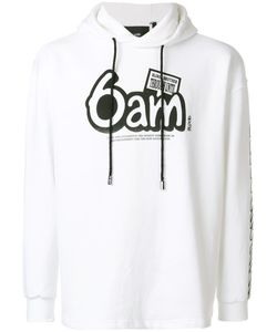 Blood Brother | 6am Drawstring Hoodie Men