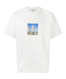 Sunnei   Pisa Tower Print T-Shirt