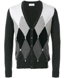 Ballantyne | Diamond Pattern Cardigan Men 52