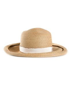 FILU HATS | Nude Straw Vesuvius Hat From