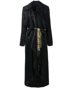 JONATHAN COHEN | Драпированное Платье С Поясом