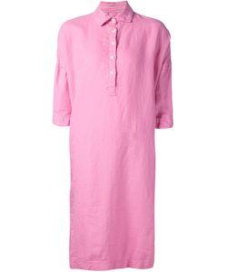 CASEY CASEY | Linen Loose Fit Shirt Dress From