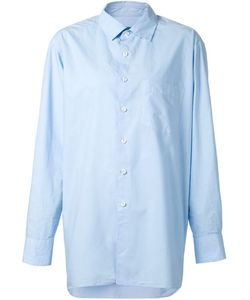 CASEY CASEY | Удлинённая Рубашка Свободного Кроя